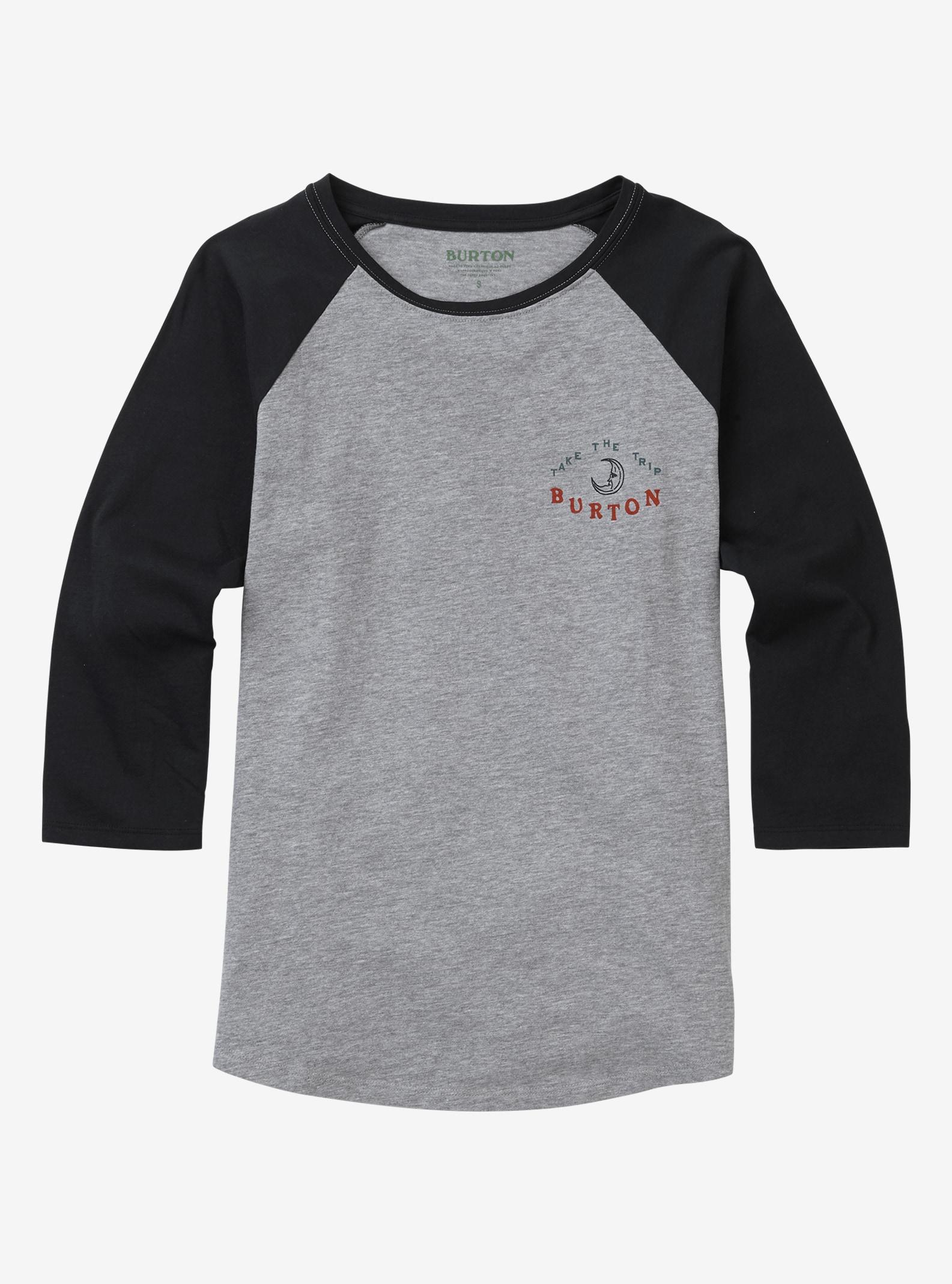 Caratunk Raglan T-Shirt LS canvas Burton 5hgkv1ys
