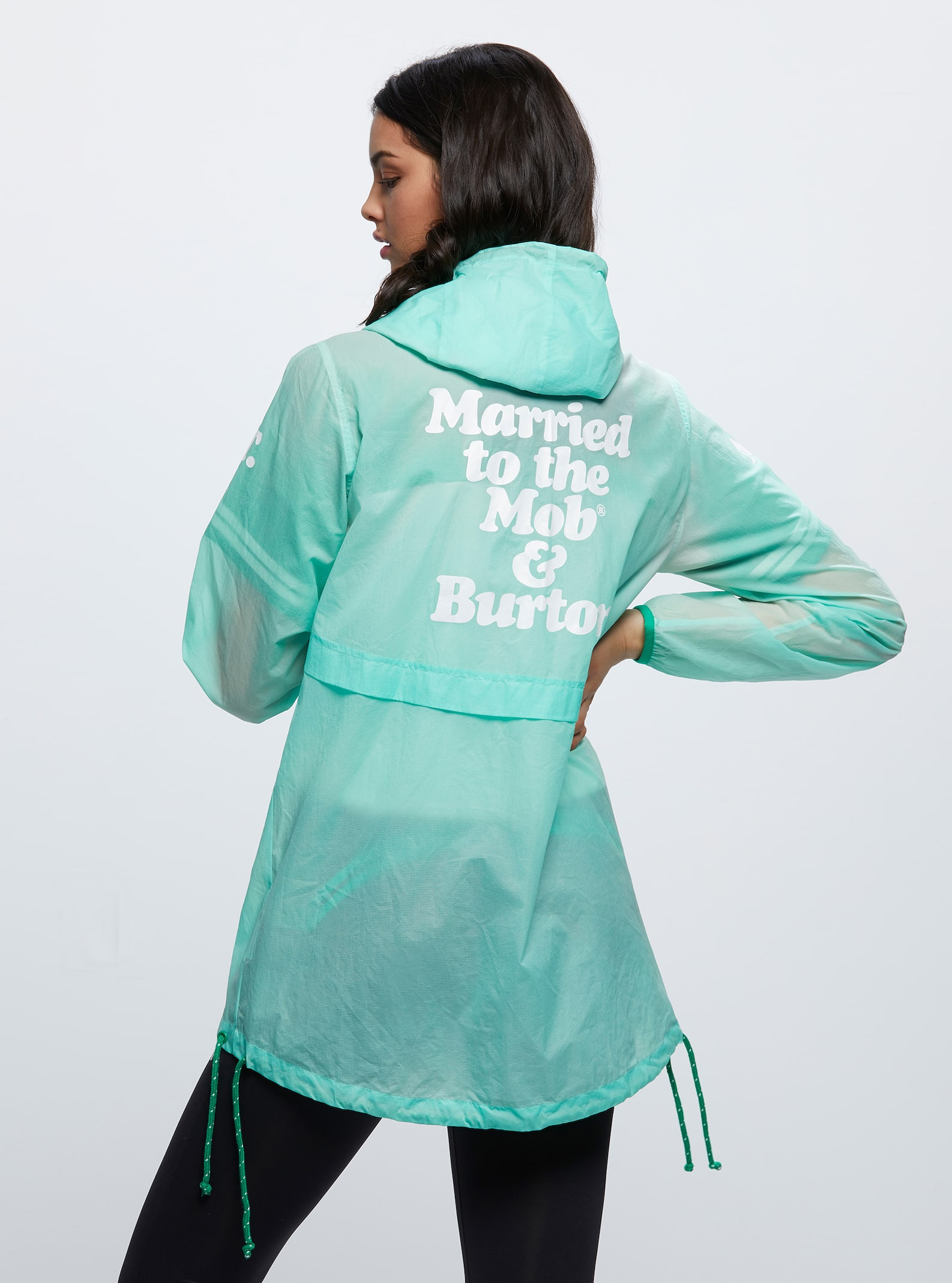 Women s Married to the Mob x Burton Hazlett Packable Parka Jacket ... 937cdc8bca1