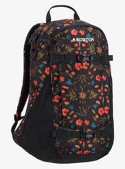 3891105d88 Women s Burton Day Hiker 25L Backpack shown in Black Fresh Pressed Print