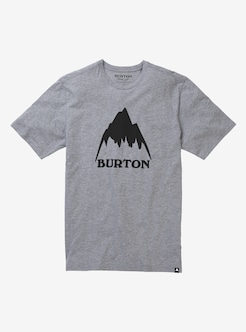 340a16cc31ab Men s Burton Classic Mountain High Short Sleeve T-Shirt shown in Gray  Heather