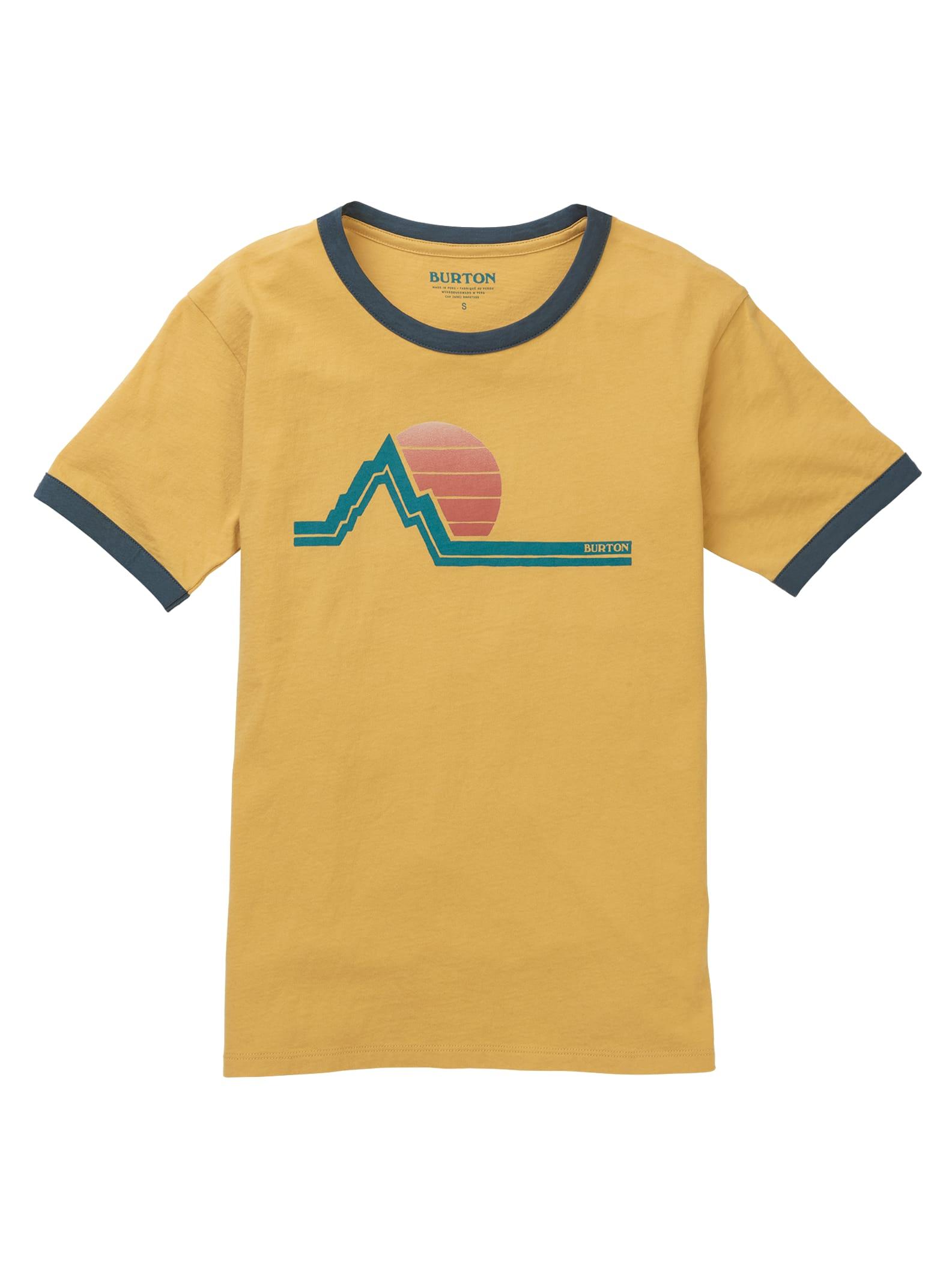 Burton Timkey Camiseta Mujer