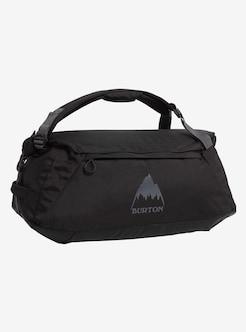 ab2094b2c41 Burton Multipath 60L Duffle Bag shown in True Black Ballistic
