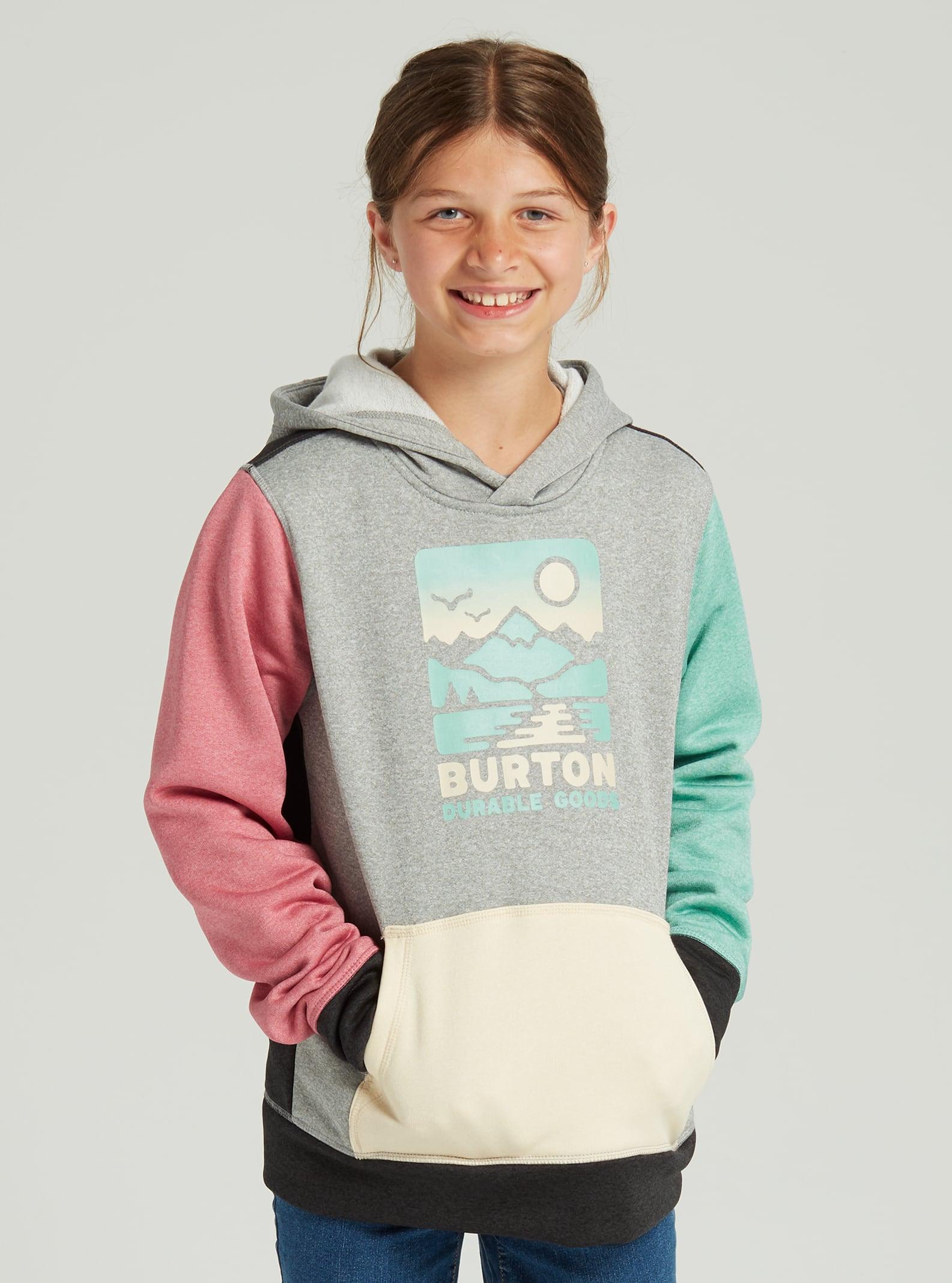 Burton Childrens Oak Pullover Hoodie