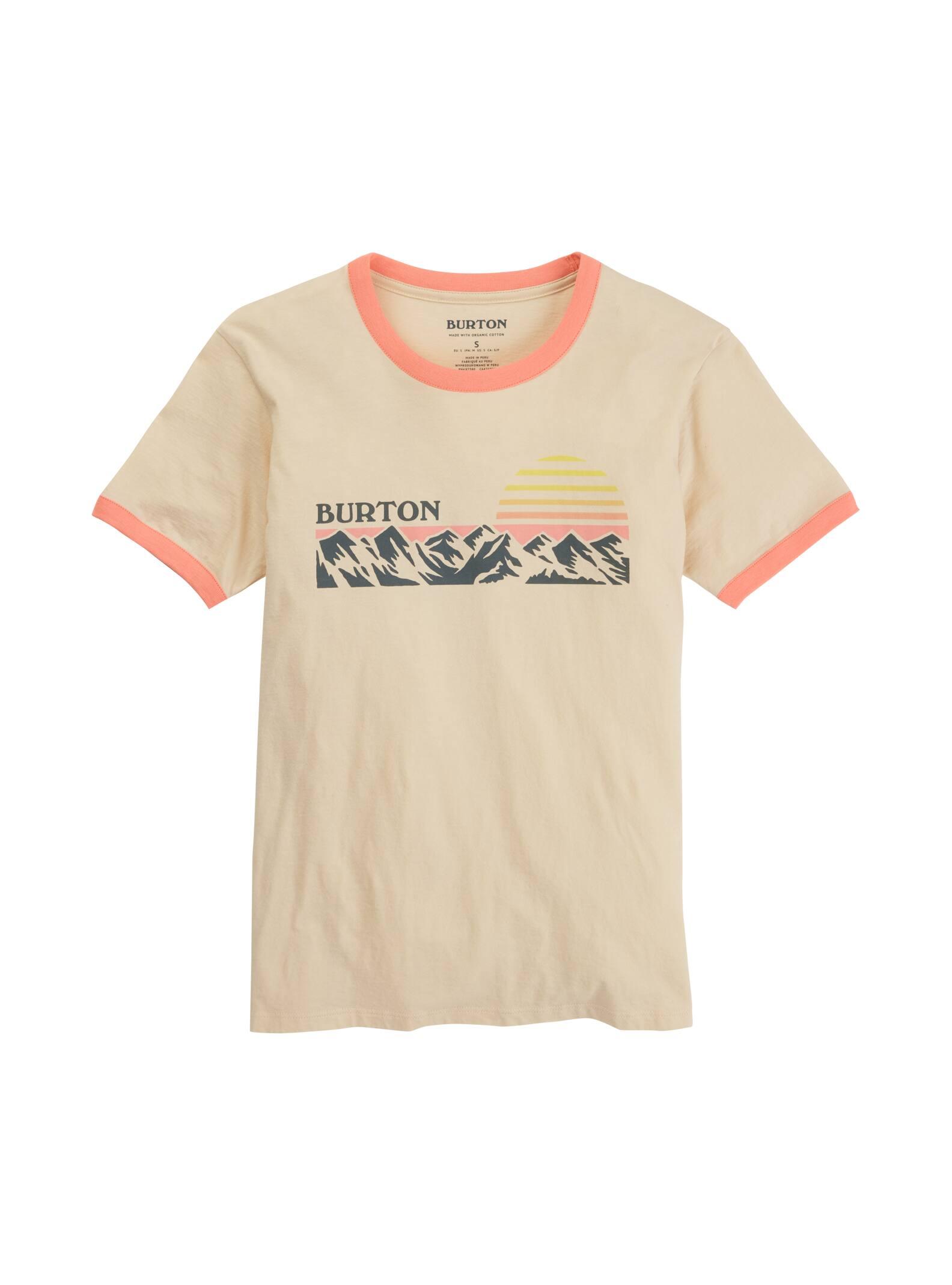 Burton Classic kortärmad t-shirt för damer
