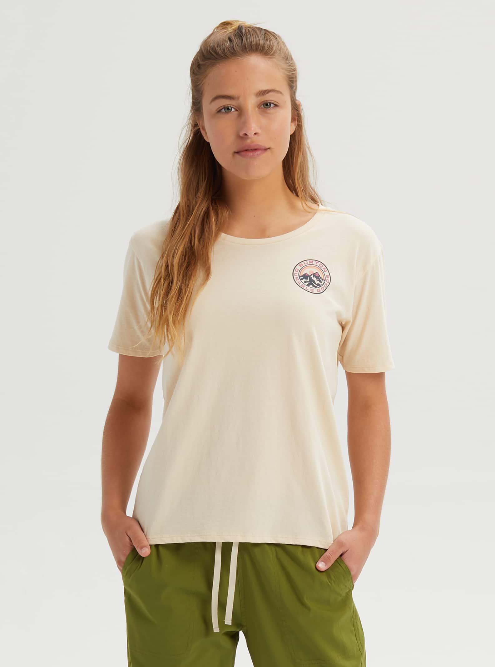 Burton Ashmore kortärmad t-shirt för damer