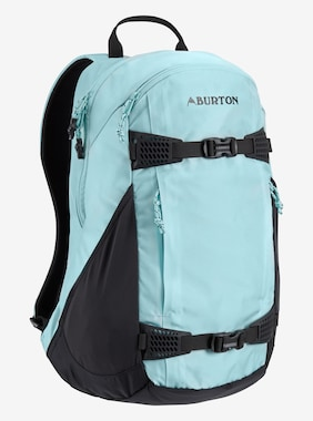 Burton Day Hiker 25L Backpack shown in Iced Aqua