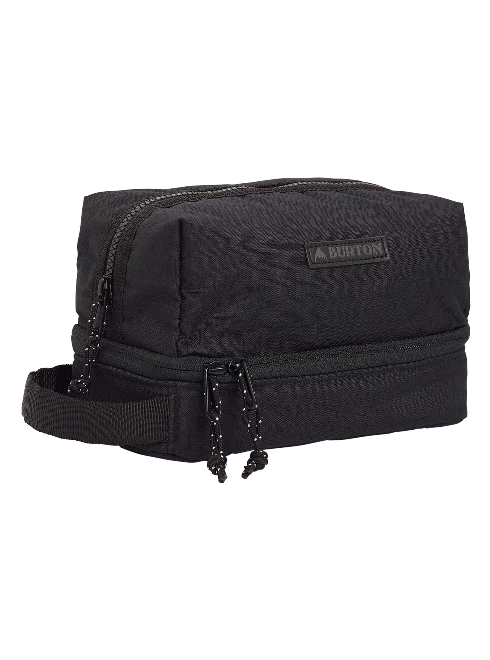 Burton Low Maintenance Kit 5L Accessory Bag, True Black Triple Ripstop