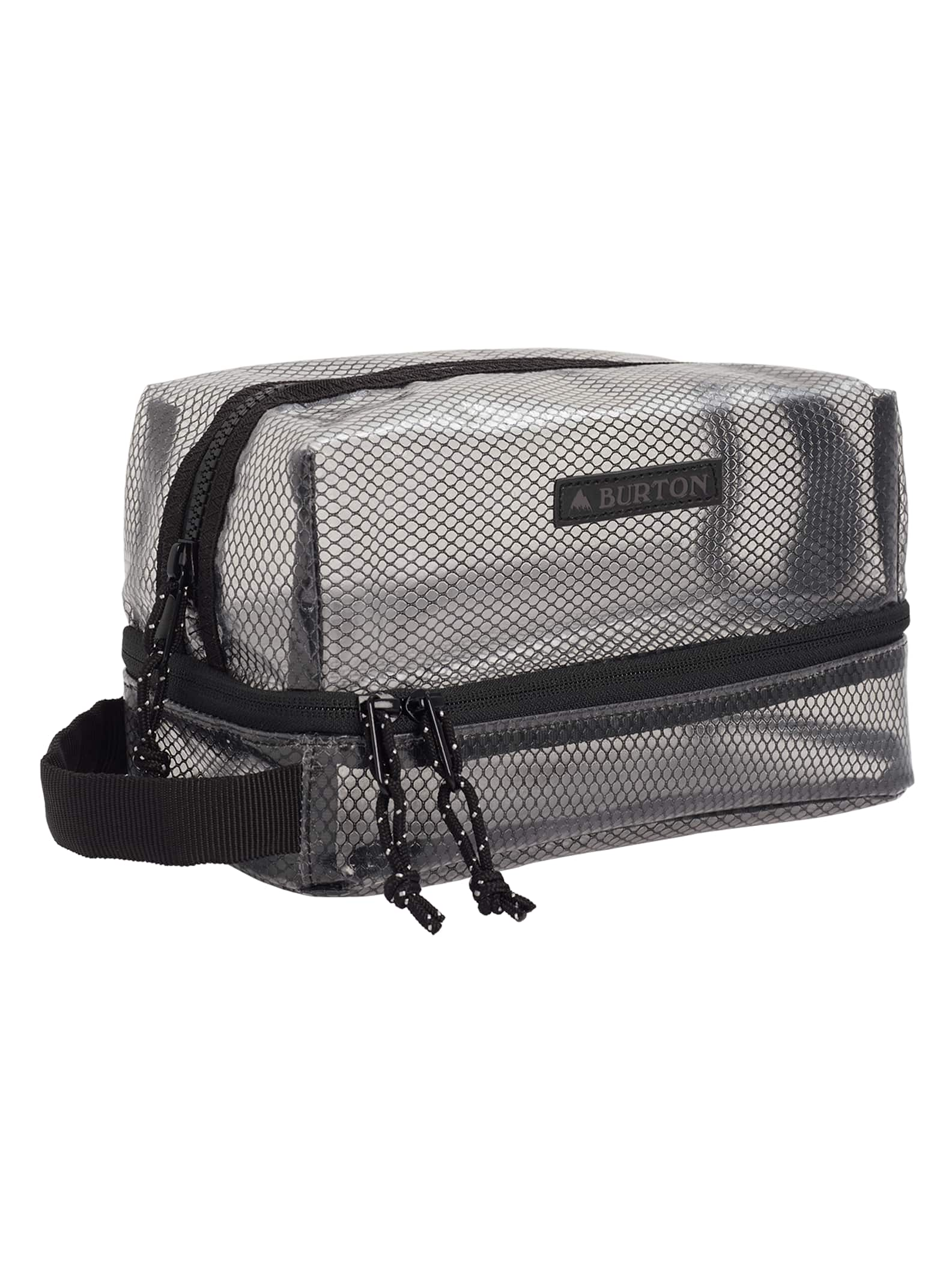 Burton Low Maintenance Kit 5L Accessory Bag, Clear