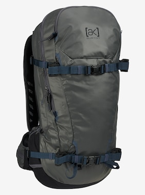 Burton [ak] Incline 30L Backpack shown in Faded Coated Ripstop