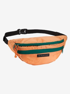 Burton 3L Hip Pack shown in Papaya