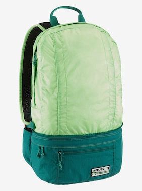 Burton Sleyton 18L Packable Hip Pack shown in Summer Green Ripstop
