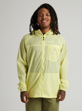 Men's Burton Portal Lite Jacket shown in Lemon Verbena