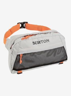 Burton Beeracuda Sling 7L Cooler Bag shown in Lunar Gray