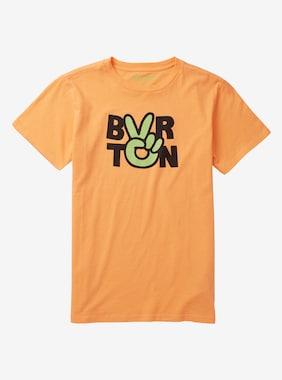 キッズ Burton リース ショートスリーブ Tシャツ 画像のアイテムはPapaya