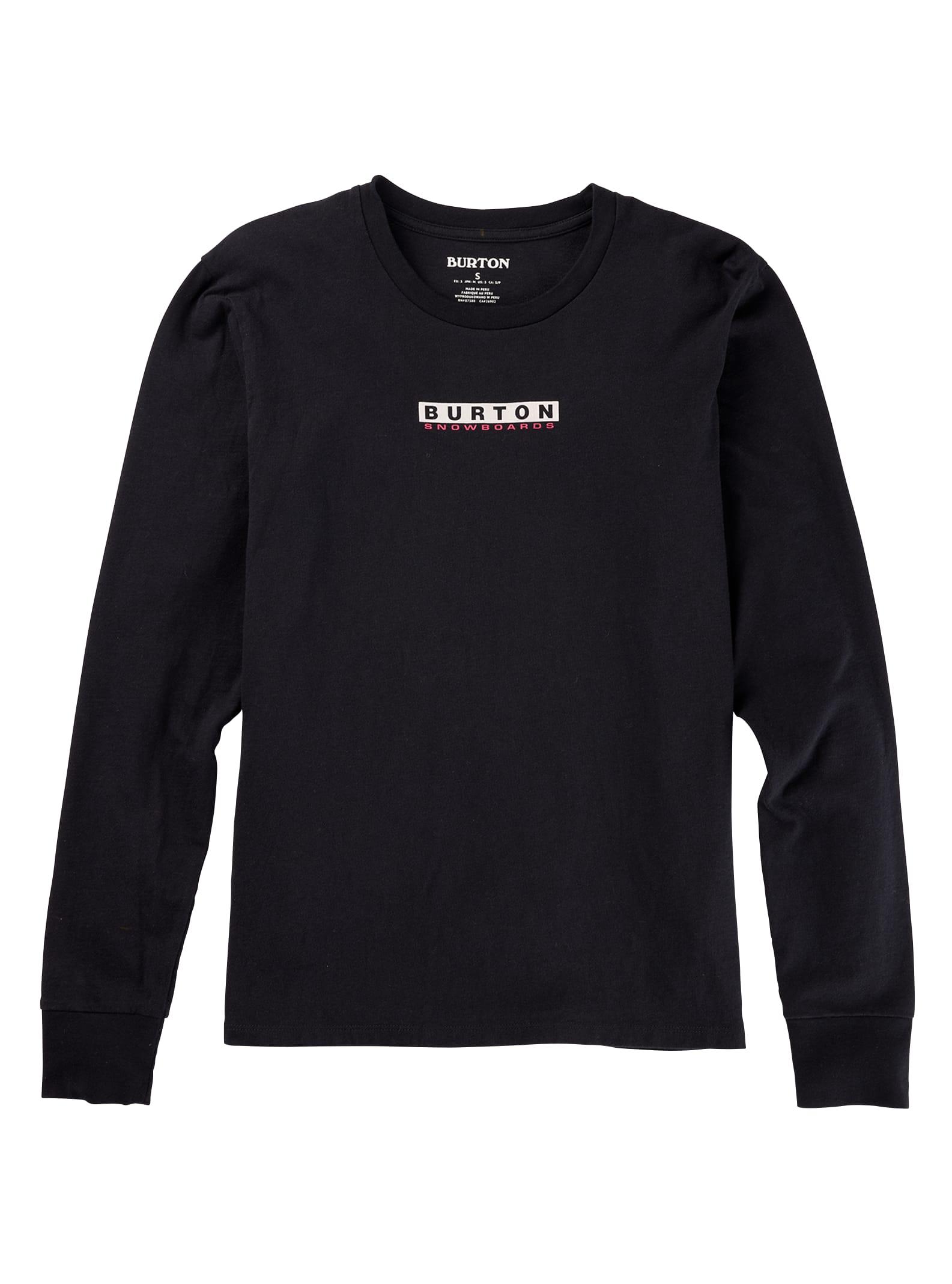 Burton Type långärmad t-shirt för damer, M