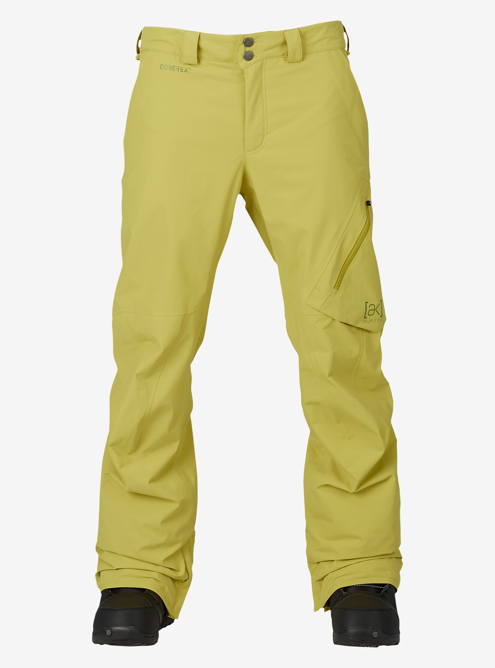 Burton [ak] 2L Cyclic Pant shown in Poison Dart