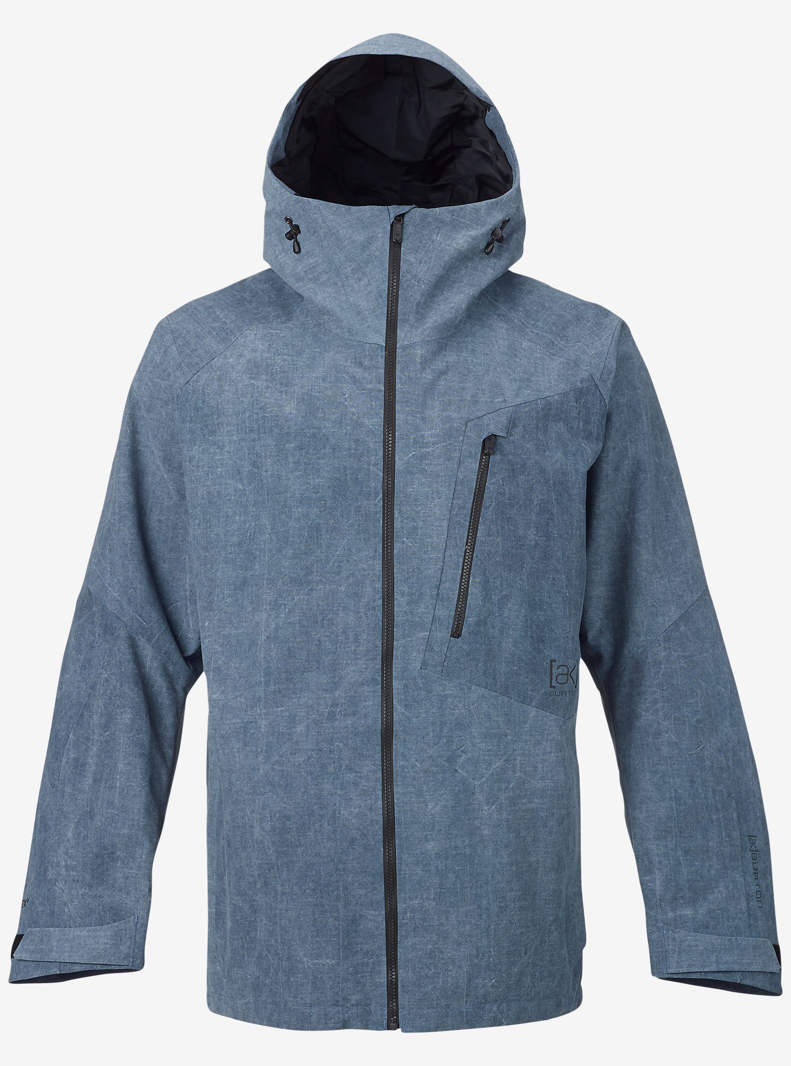 Burton [ak] 2L Cyclic Jacket shown in Vintage Blue