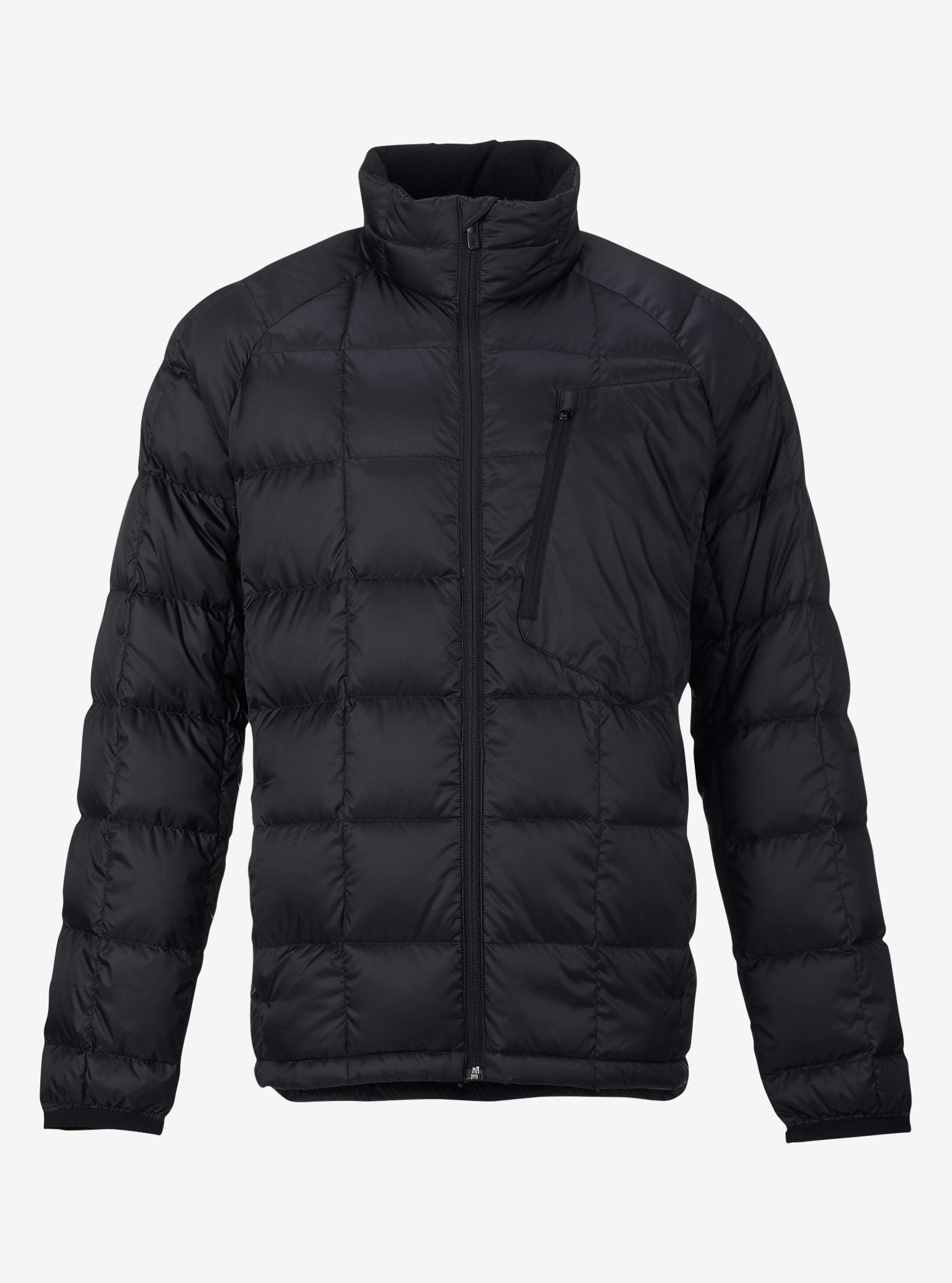 Burton [ak] BK Down Insulator Jacket shown in True Black