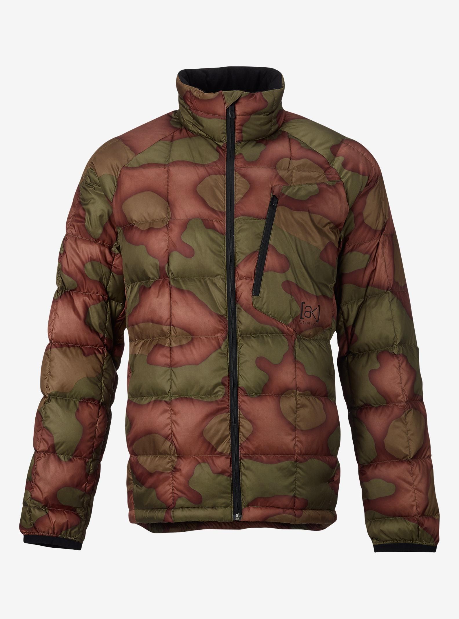 Burton [ak] BK Down Insulator Jacket shown in Hombre Camo