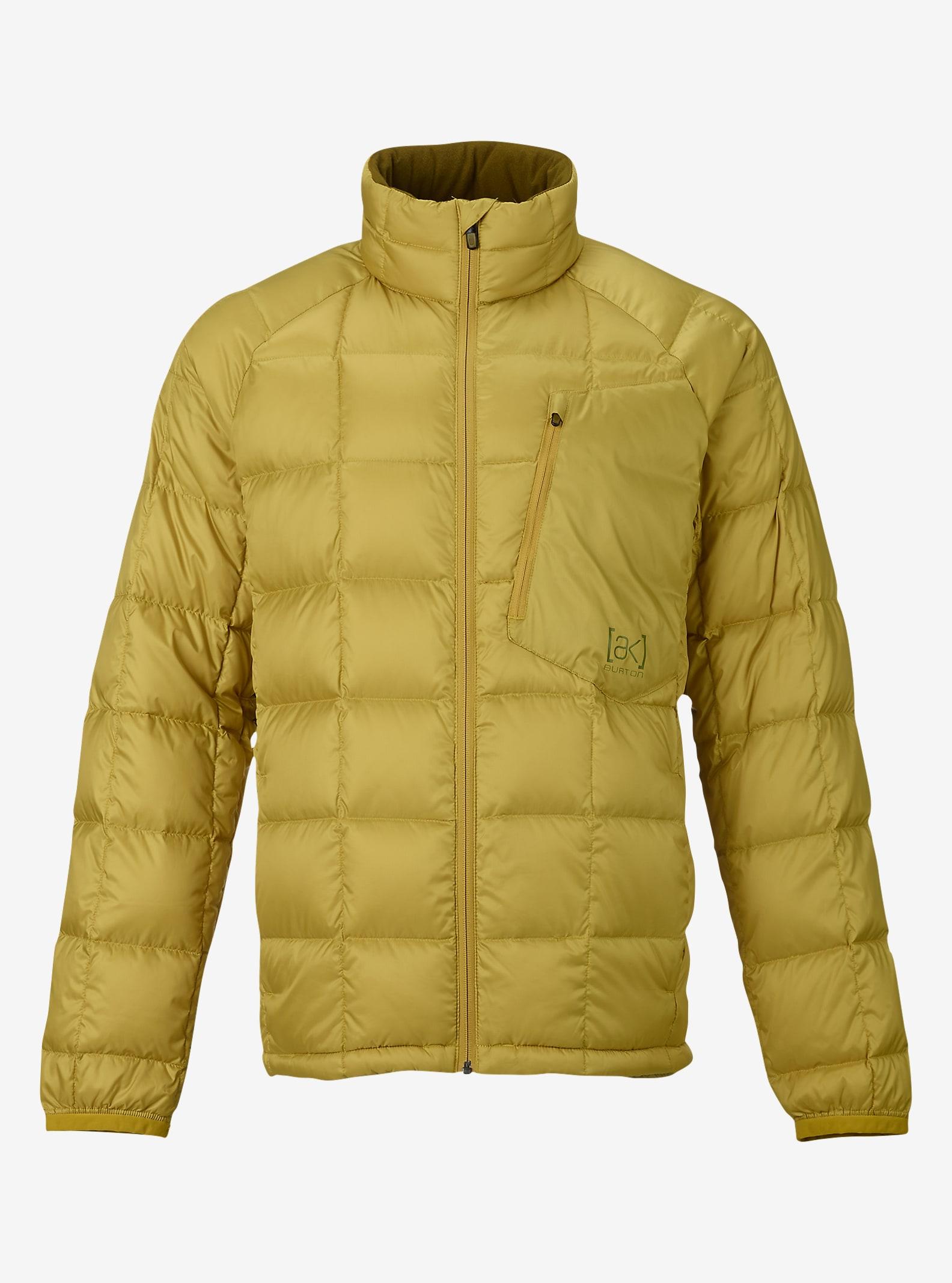 Burton [ak] BK Down Insulator Jacket shown in Poison Dart