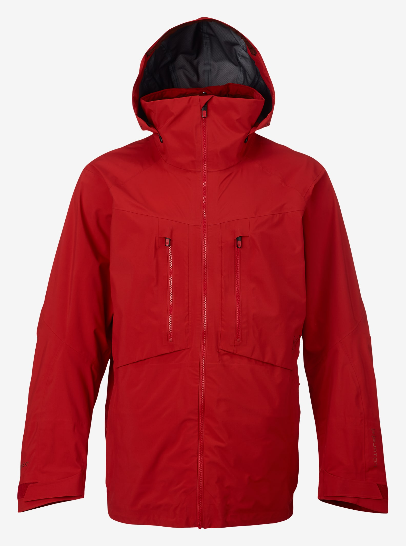 Burton [ak] 3L Hover Jacket shown in Gringo