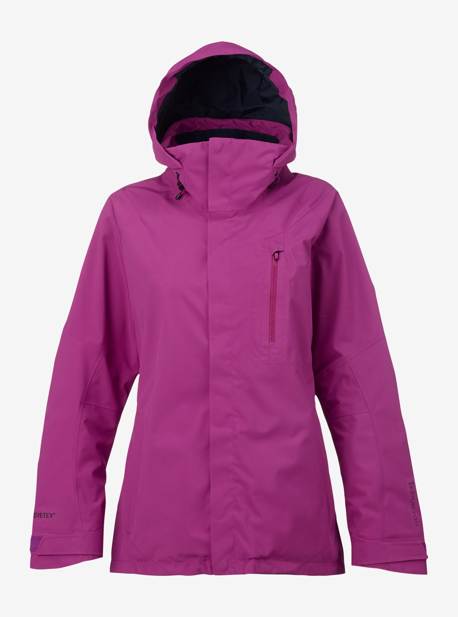 Burton [ak] 2L Flare Down Jacket shown in Grapeseed