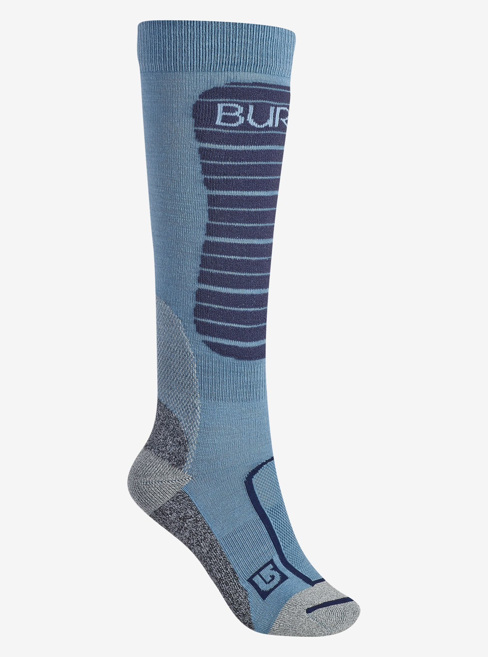 Burton Merino Phase Sock shown in Infinity