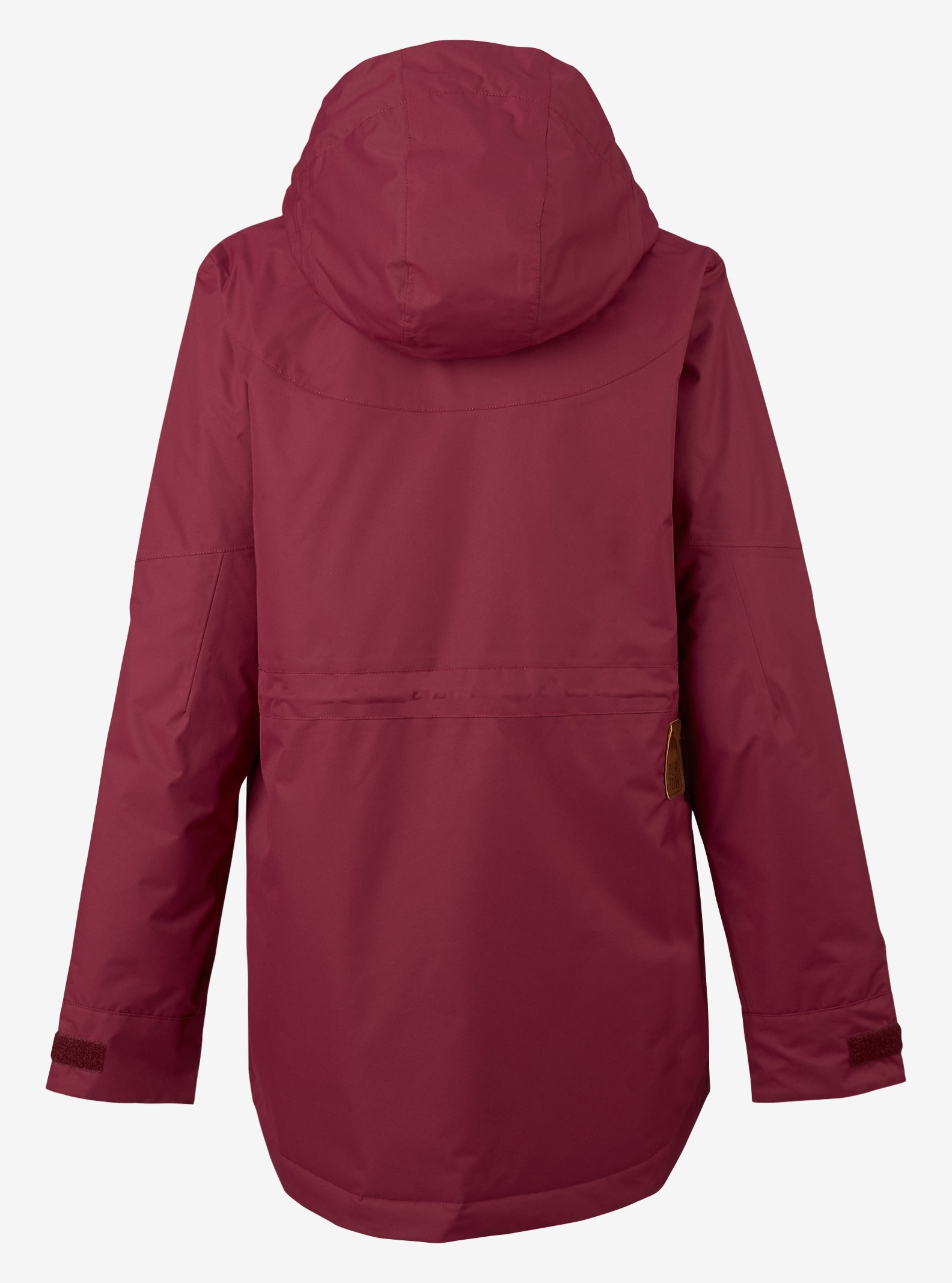Burton Prowess Jacket shown in Sangria