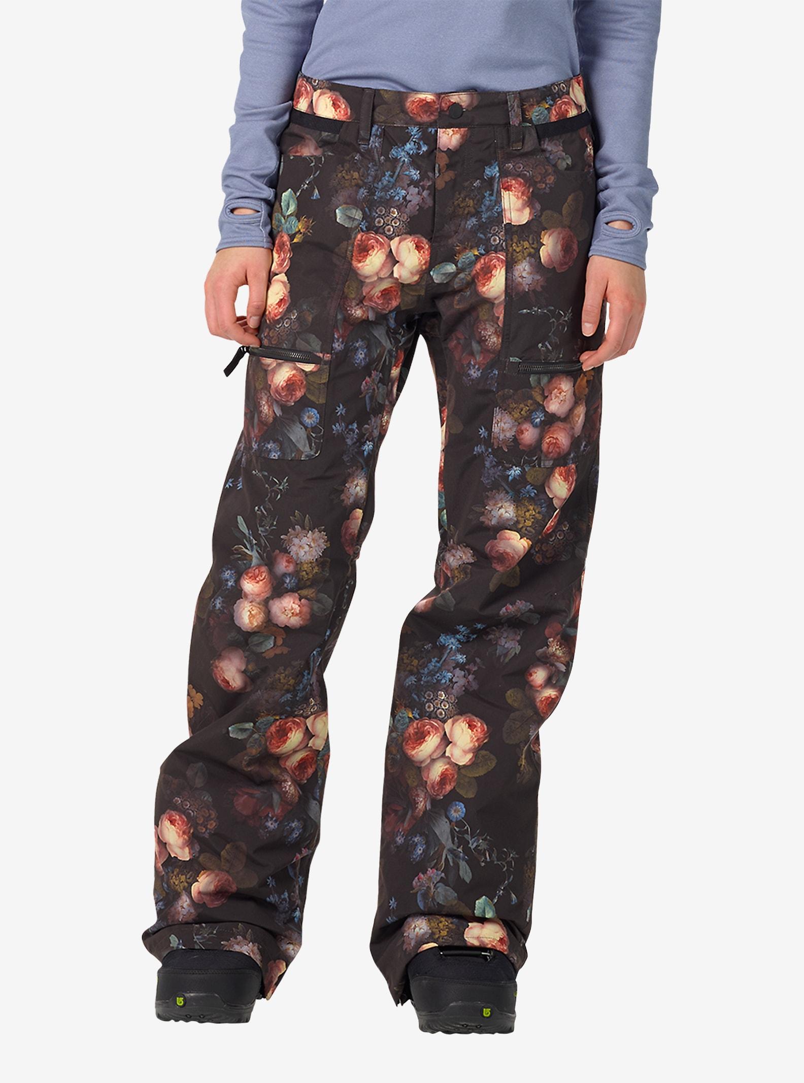 Burton - Pantalon Chance affichage en Lowland Floral
