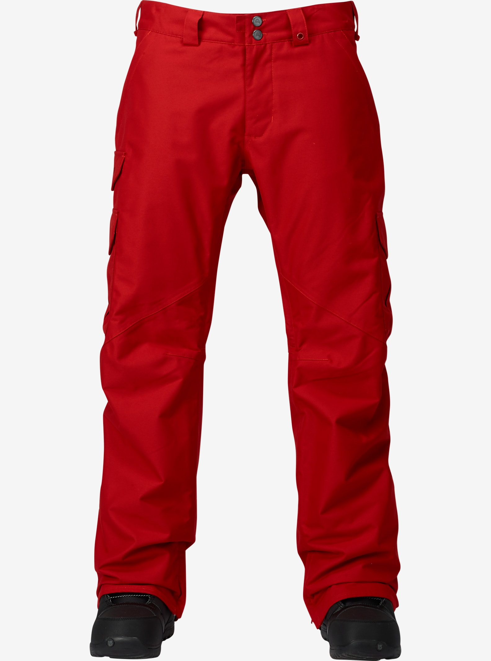 Burton Cargo Pant - Short shown in Process Red