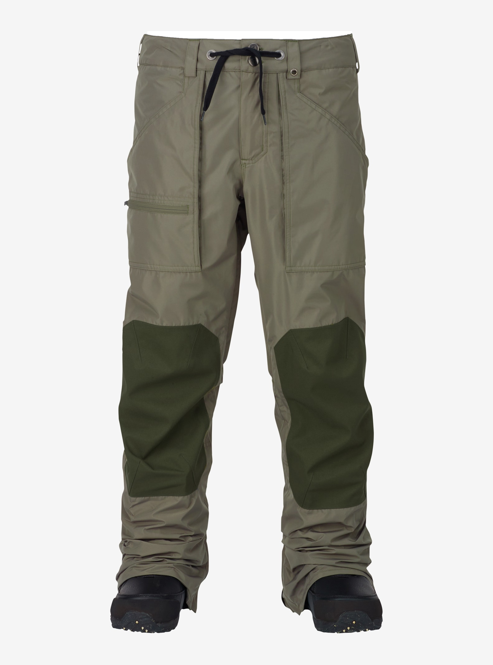 Burton Southside Pant - Regular Fit shown in Rucksack / Keef