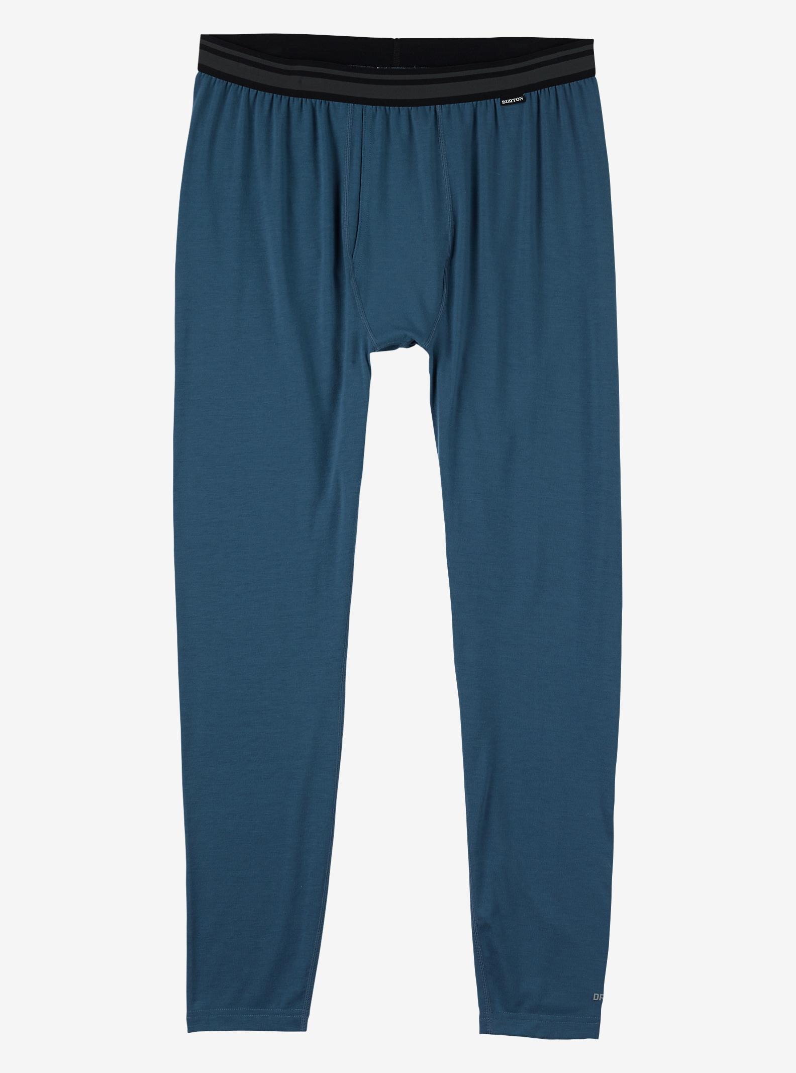 Burton Funktionswäsche Mittelschwere Hose angezeigt in Washed Blue