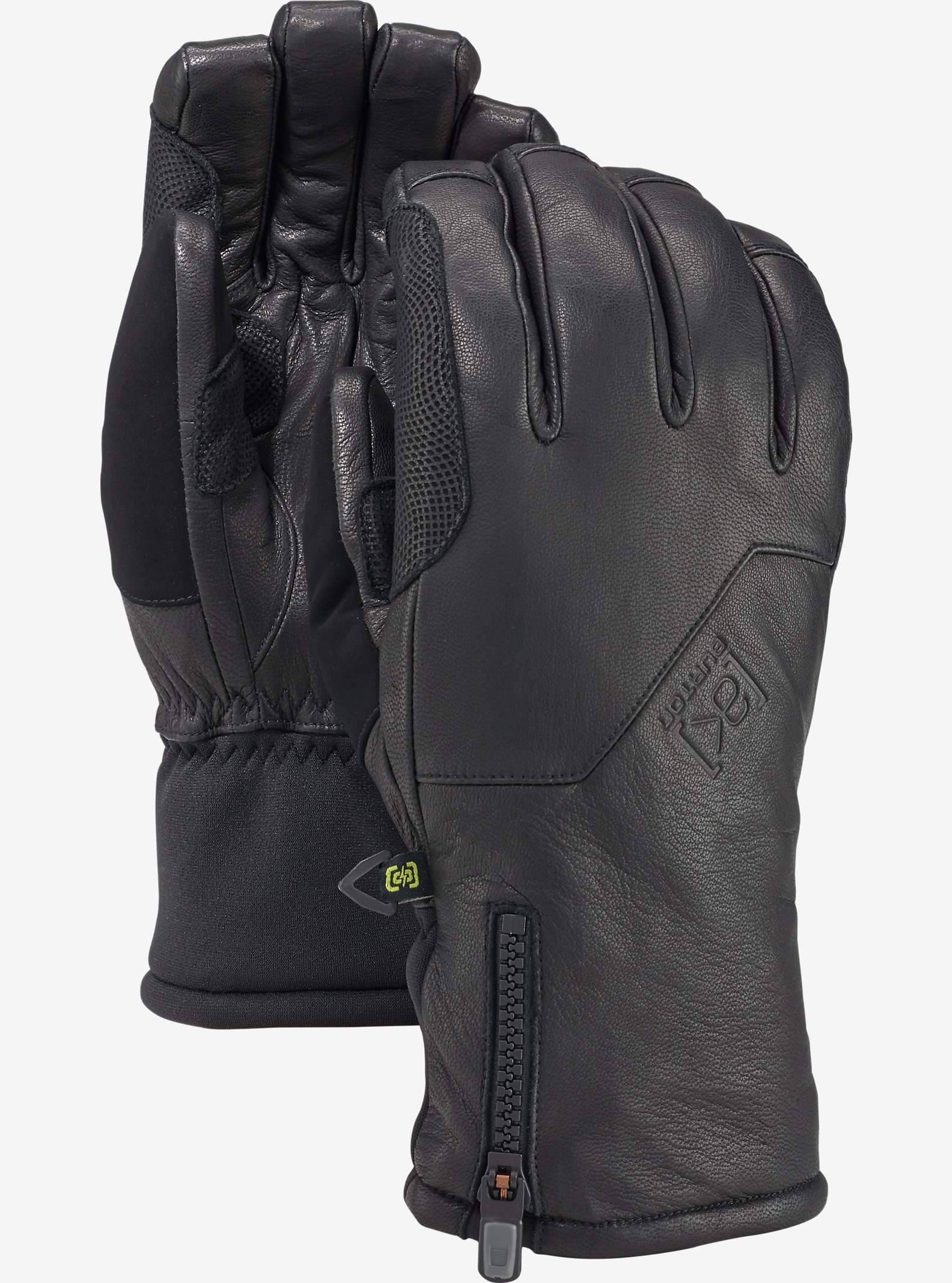 Burton [ak] Guide Glove shown in True Black