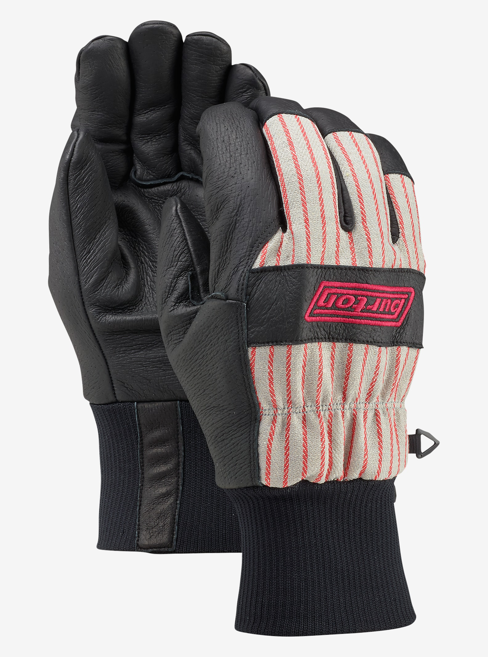 Burton Lifty Glove shown in True Black