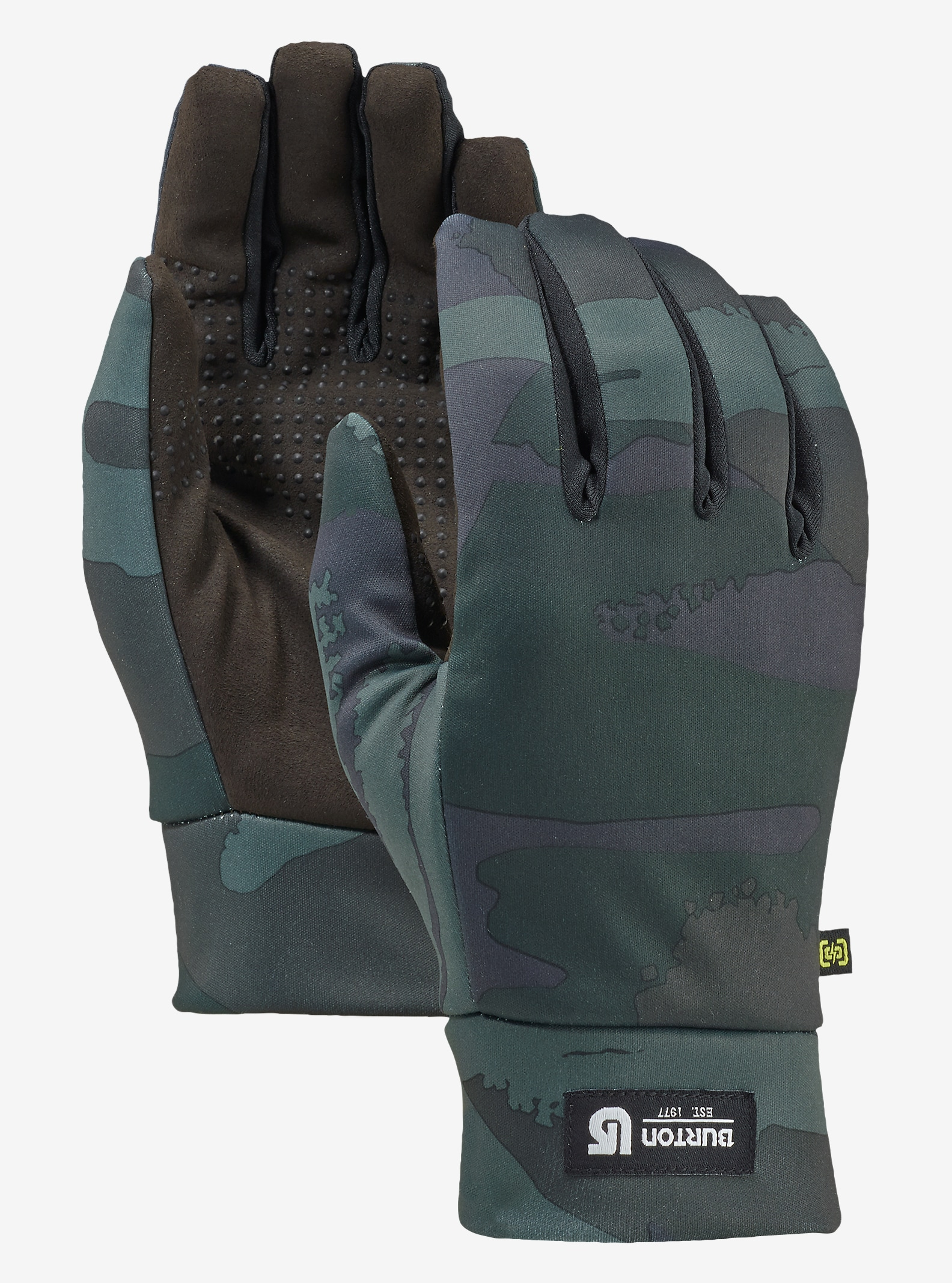 Burton Touch N Go Glove shown in Beetle Derby Camo