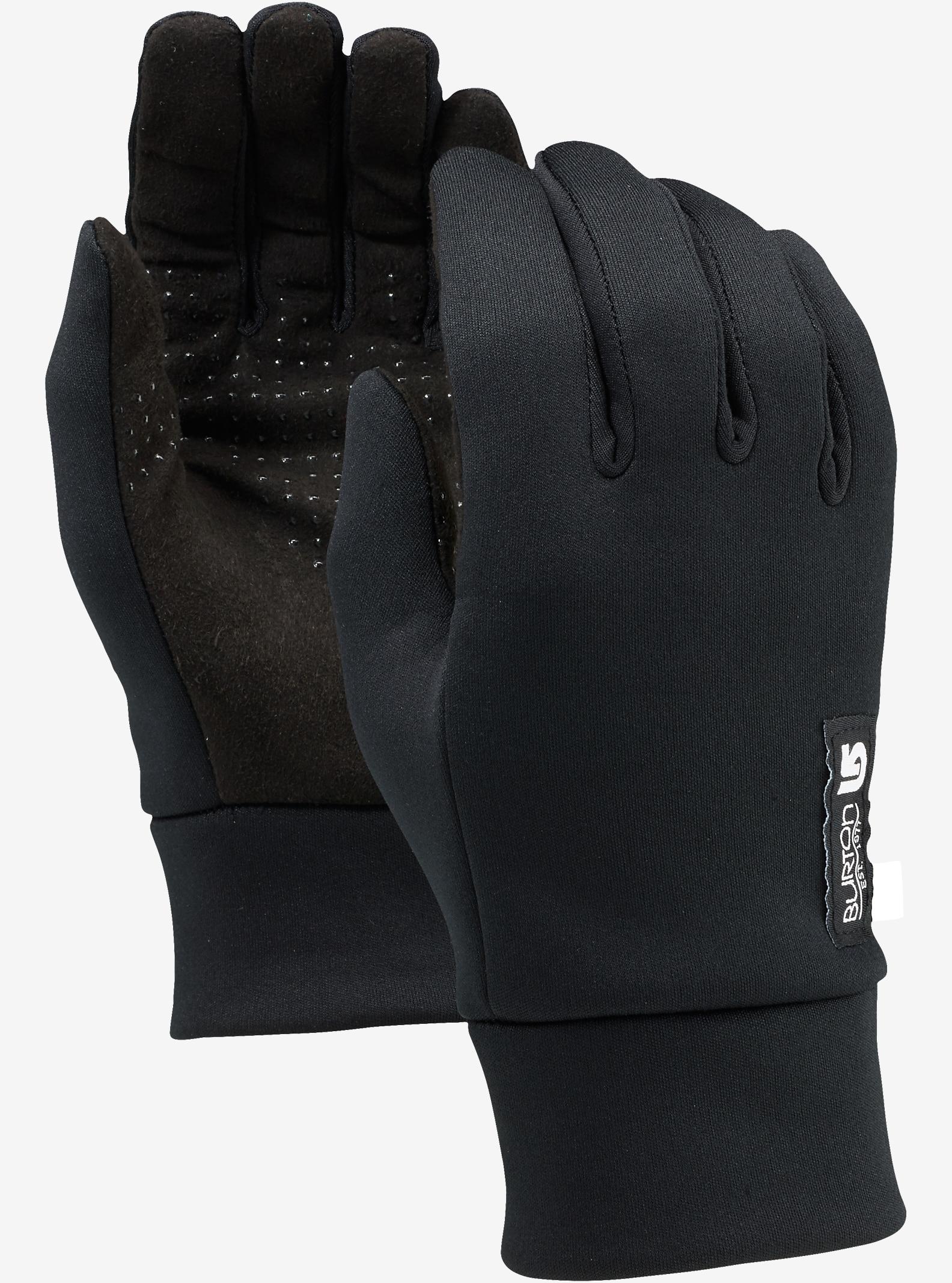 Burton Women's Touch N Go Glove shown in True Black