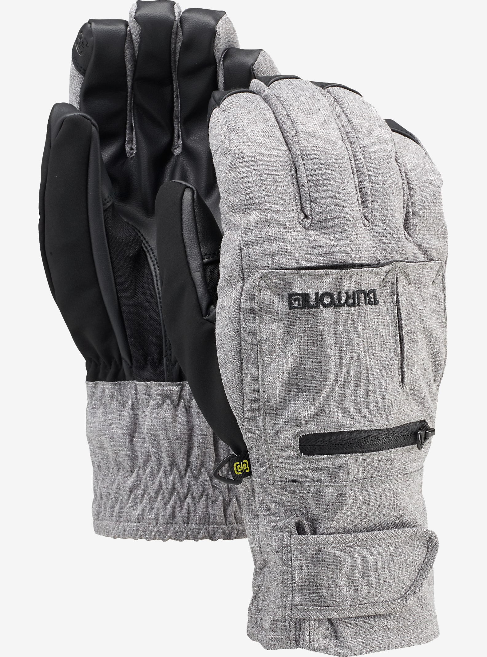 Burton Baker 2-In-1 Under Glove shown in Bog Heather