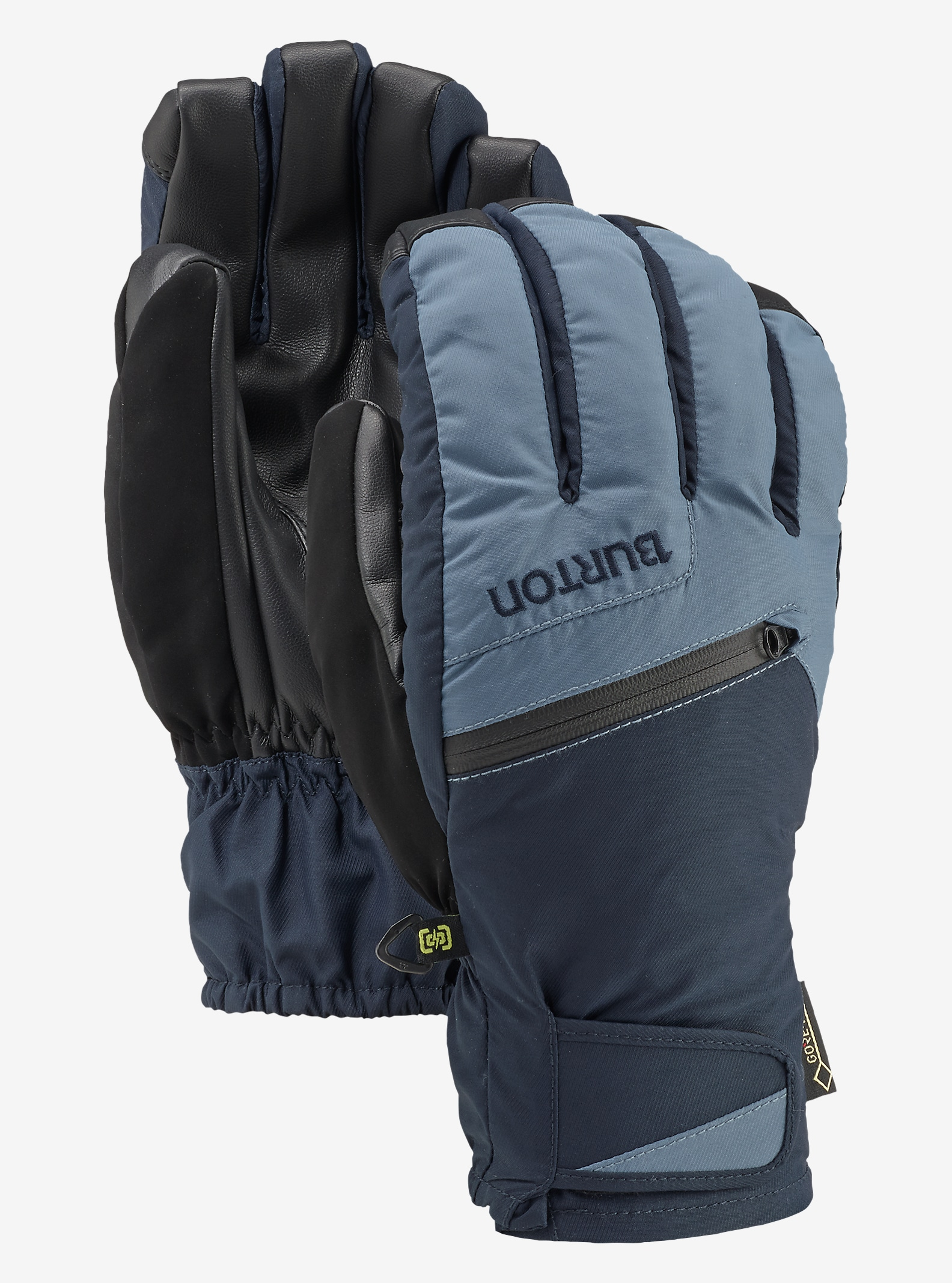 Burton GORE-TEX® Under Glove + Gore Warm Technology shown in Eclipse / Washed Blue