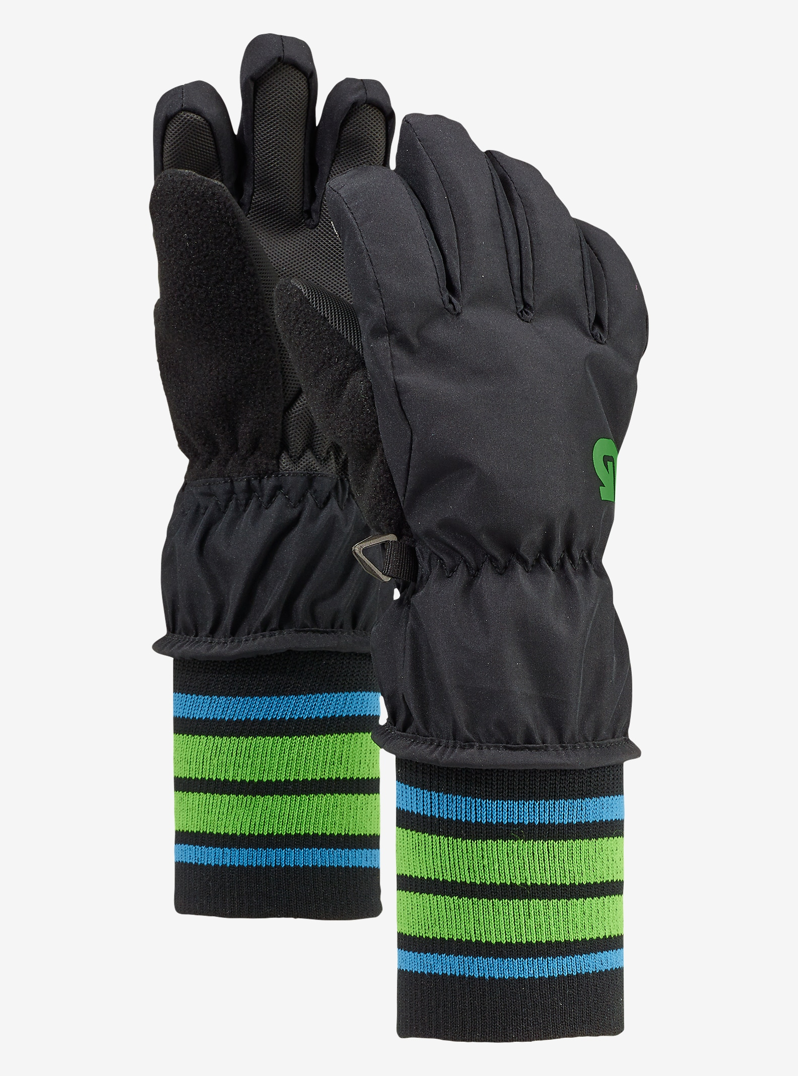 Burton Minishred Glove shown in True Black