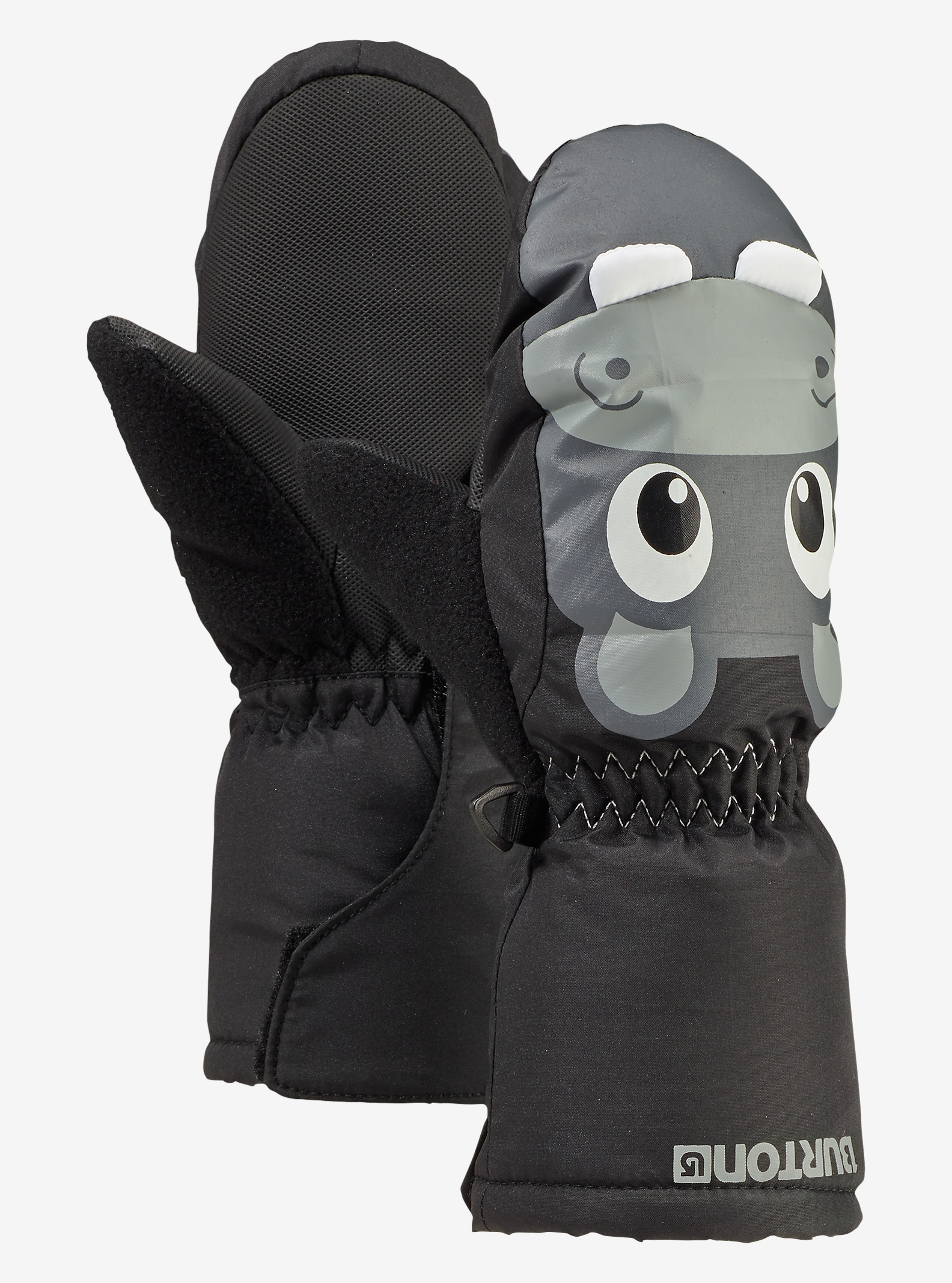 Burton Minishred Grommitt Mitt shown in Hippo