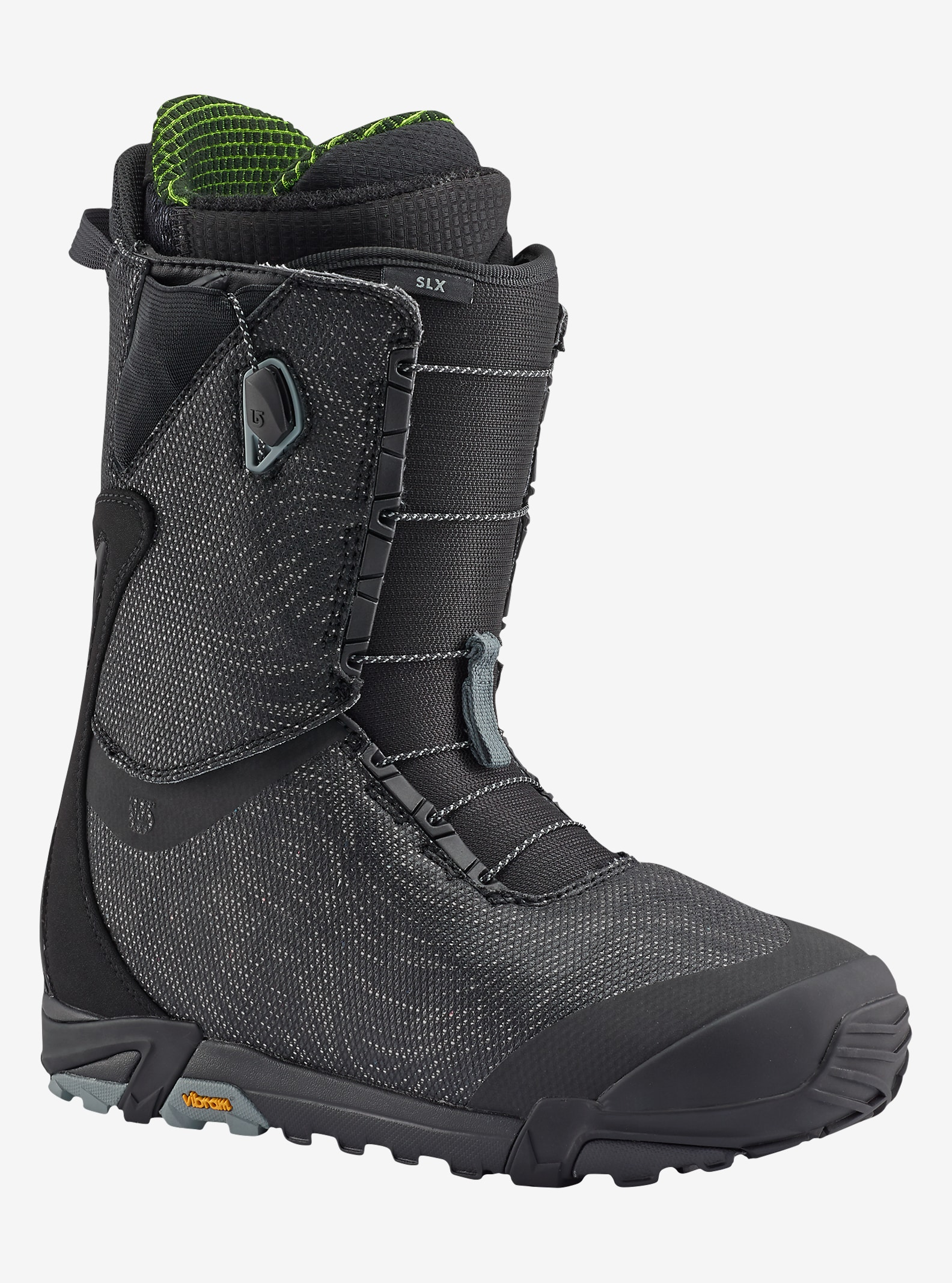 Burton SLX Snowboard Boot shown in Black
