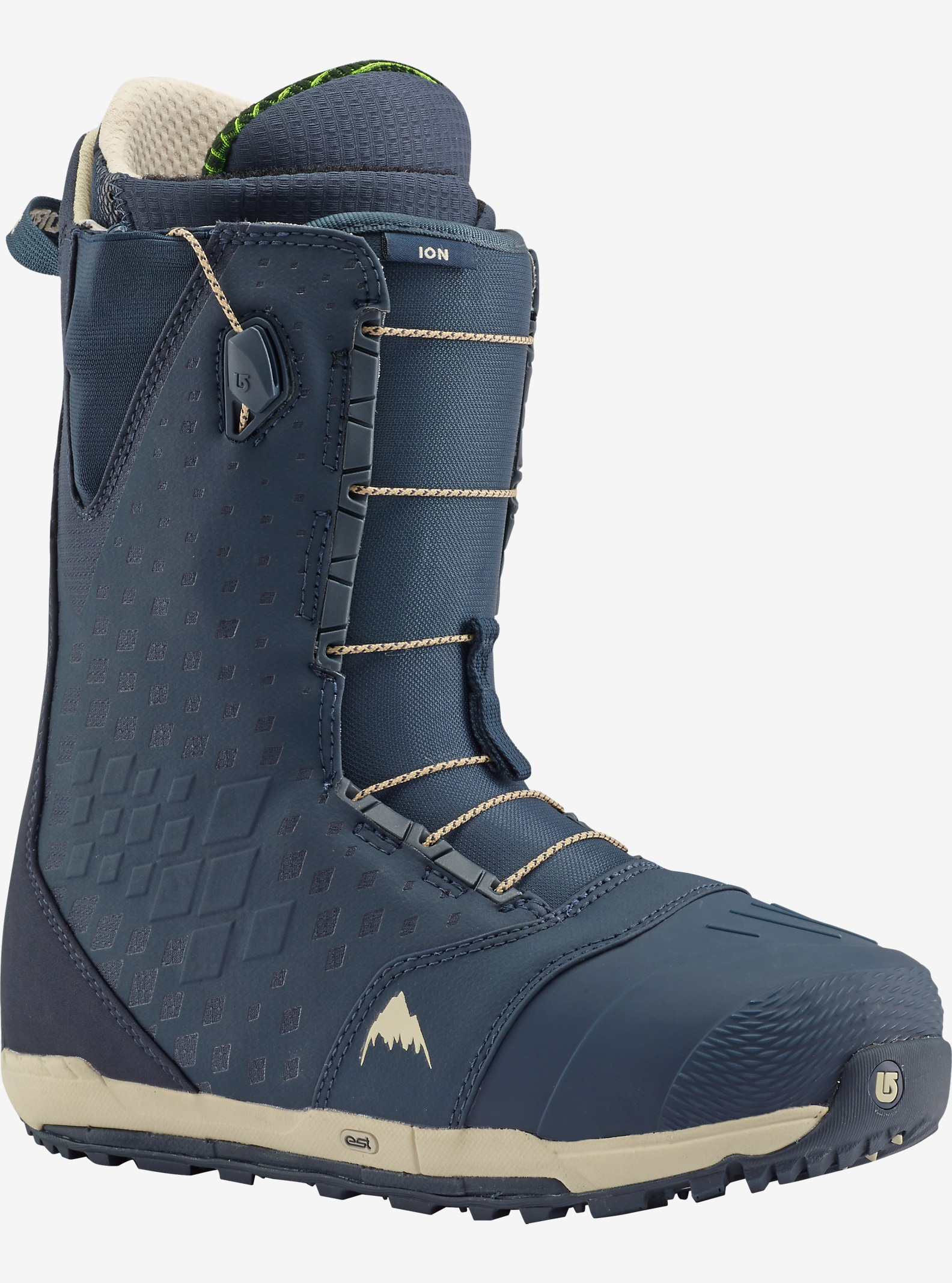 Burton Ion Snowboard Boot shown in Blue