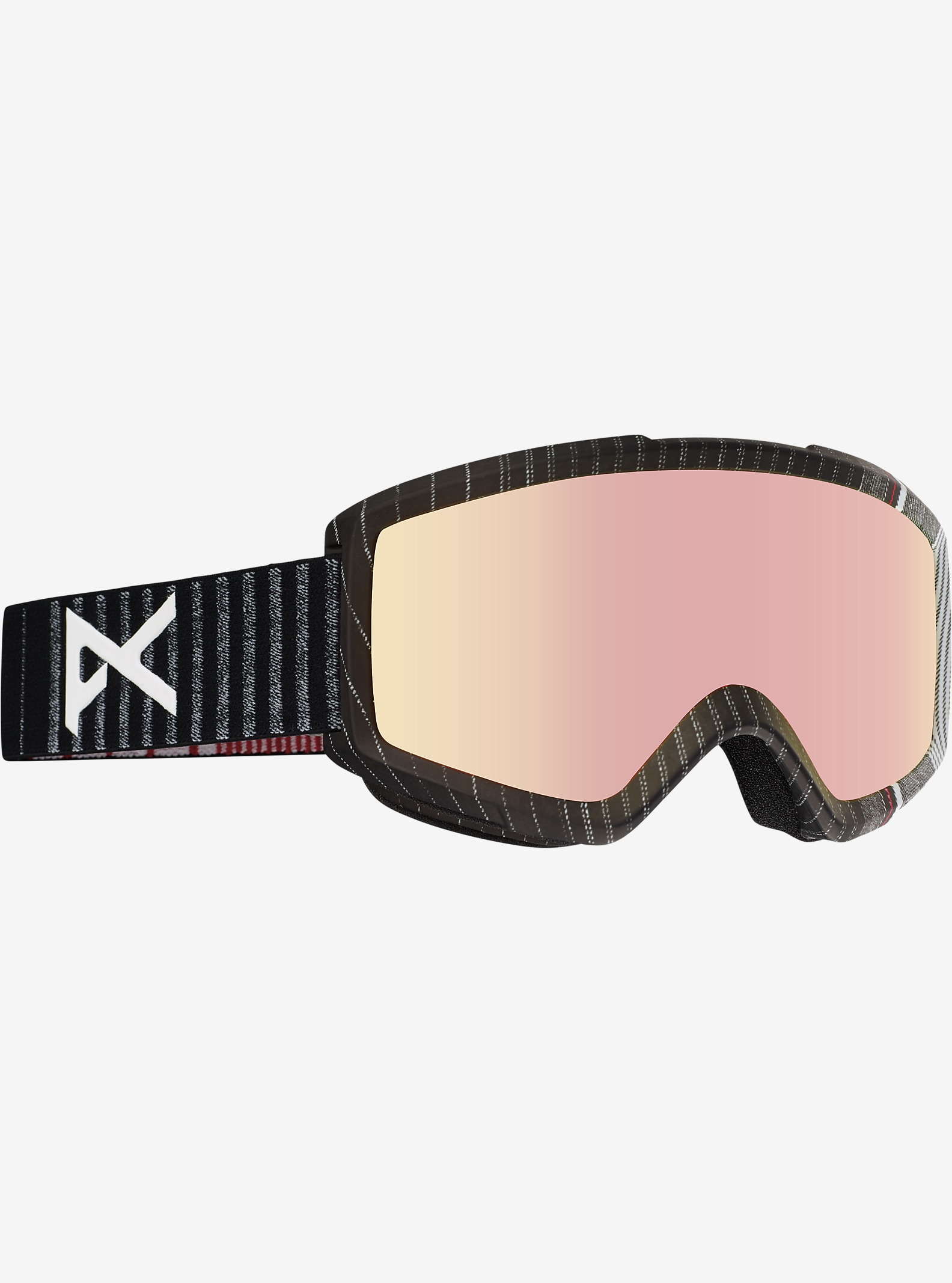 anon. Helix 2.0 Goggle shown in Frame: Stryper, Lens: Pink Ice