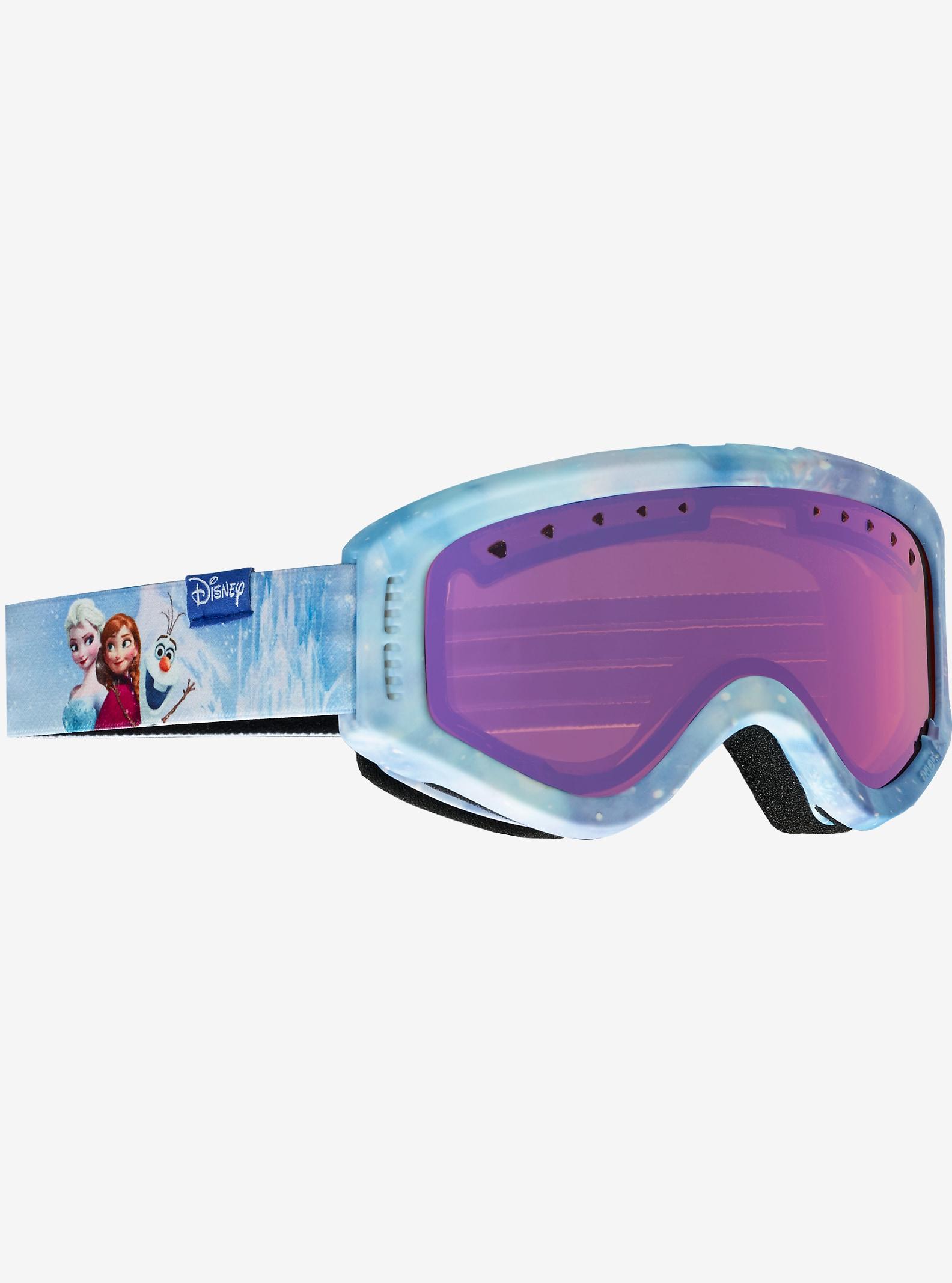 Disney Frozen Tracker Goggles by anon. shown in Frame: Frozen © Disney, Lens: Blue Amber