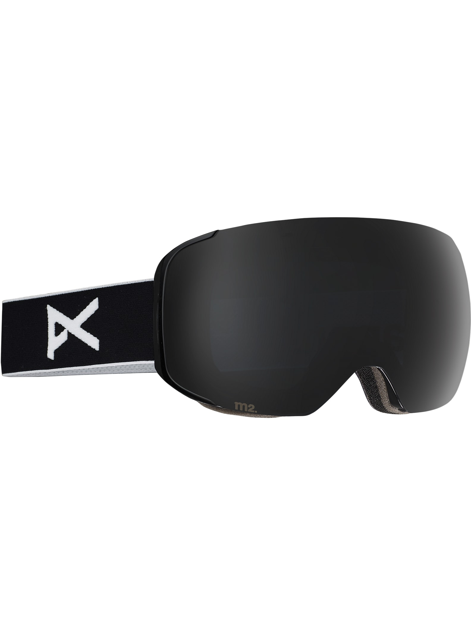anon. M2 Goggle shown in Frame: Black, Lens: Polar Smoke