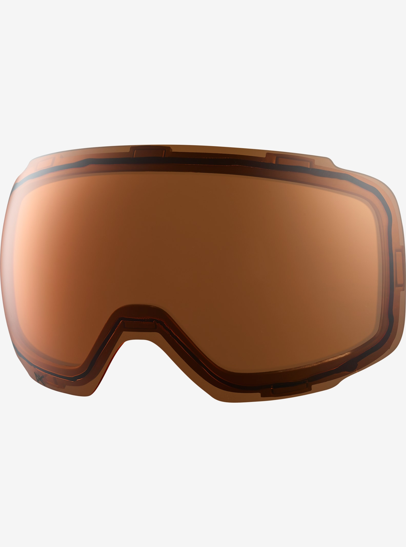 anon. M2 Goggle Lens shown in Amber (55% VLT)
