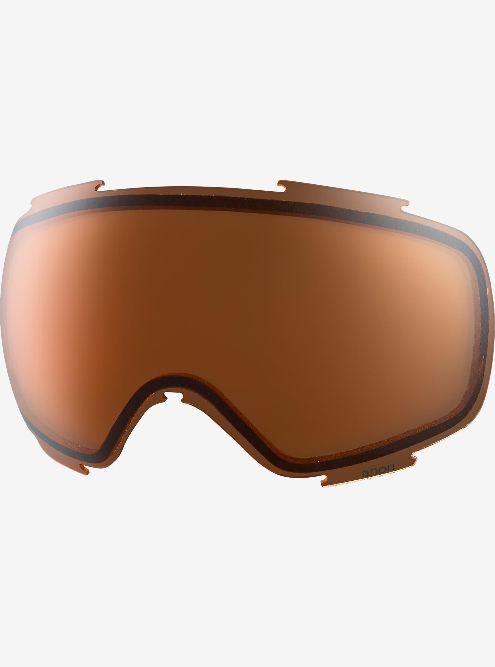 anon. Tempest Goggle Lens shown in Amber (55% VLT)
