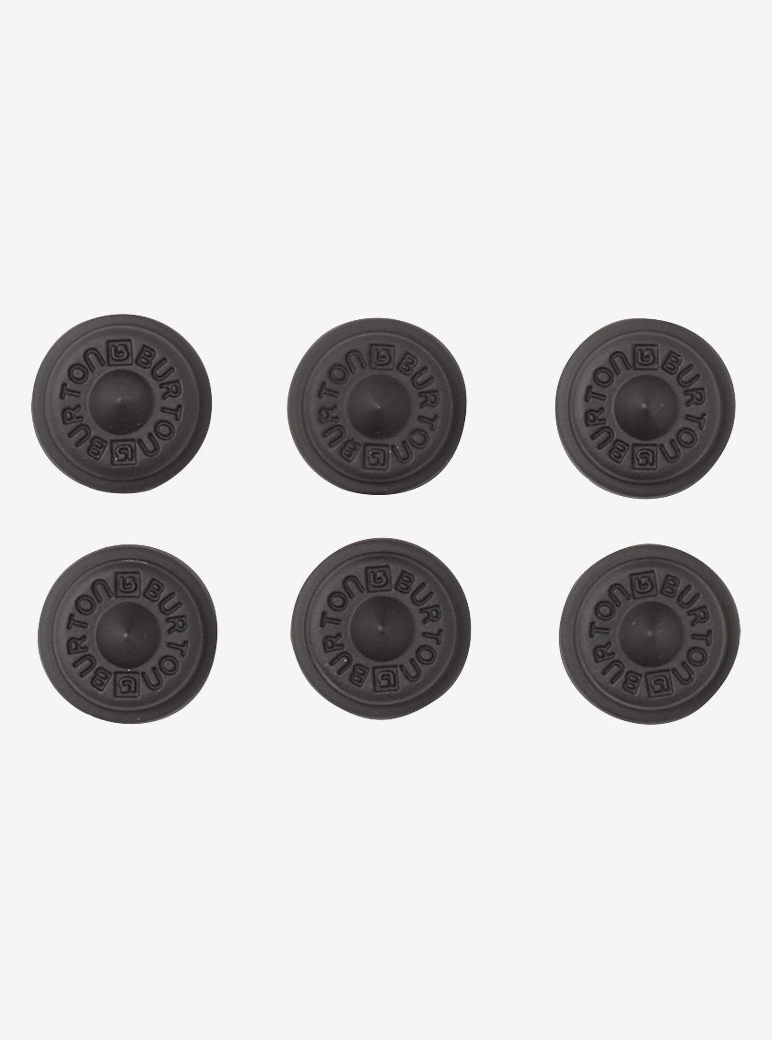 Burton Aluminum Stud Stomp Pad shown in Black