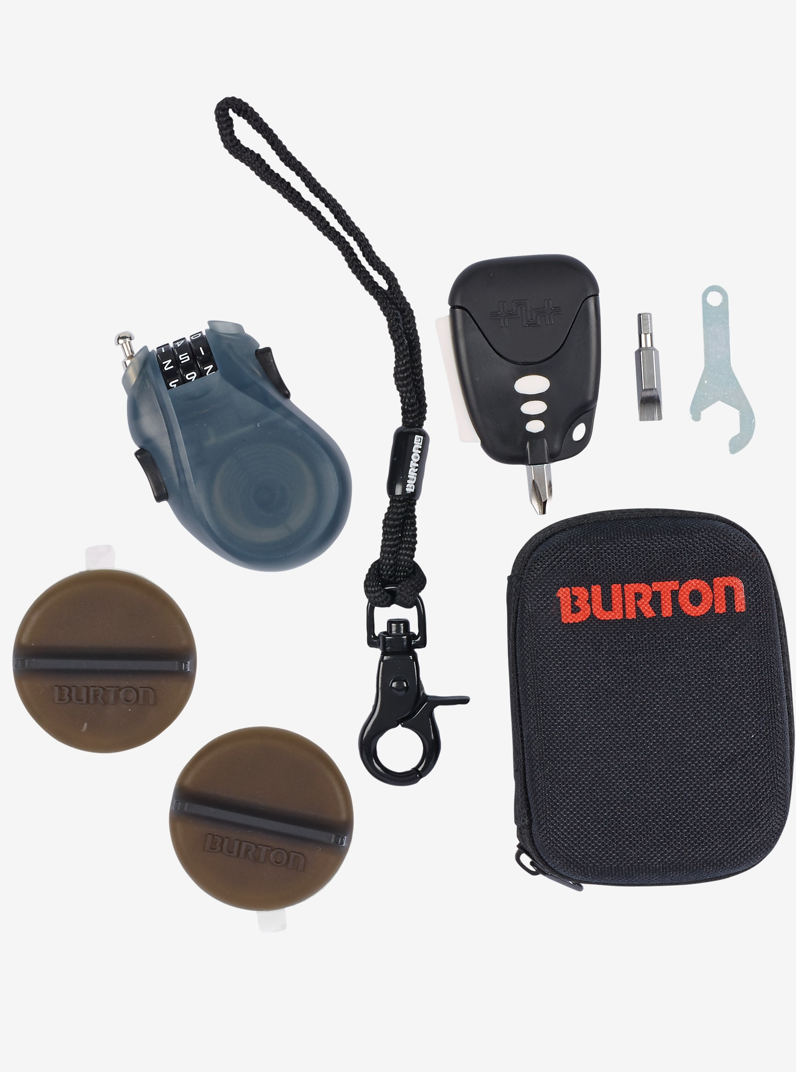 Burton Starter Kit shown in Black