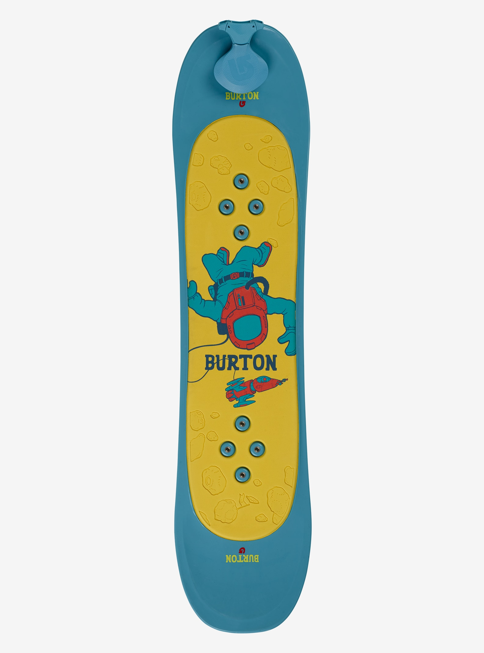 Burton Riglet Snowboard shown in 90